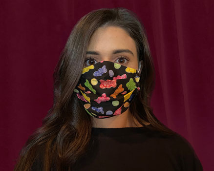 Novelty Fabric Facemask