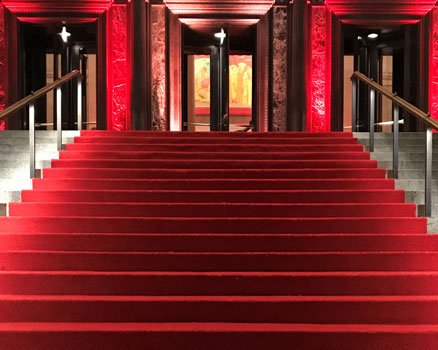 Red Carpet by Drape Kings