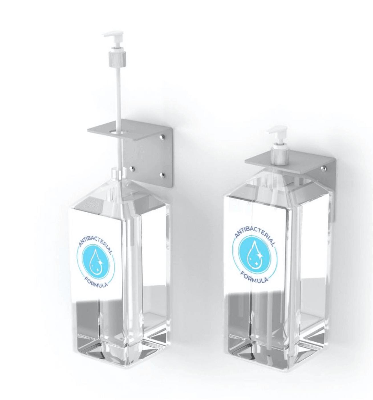 Wall Mounted Hand Sanitizer Pump Dispenser
