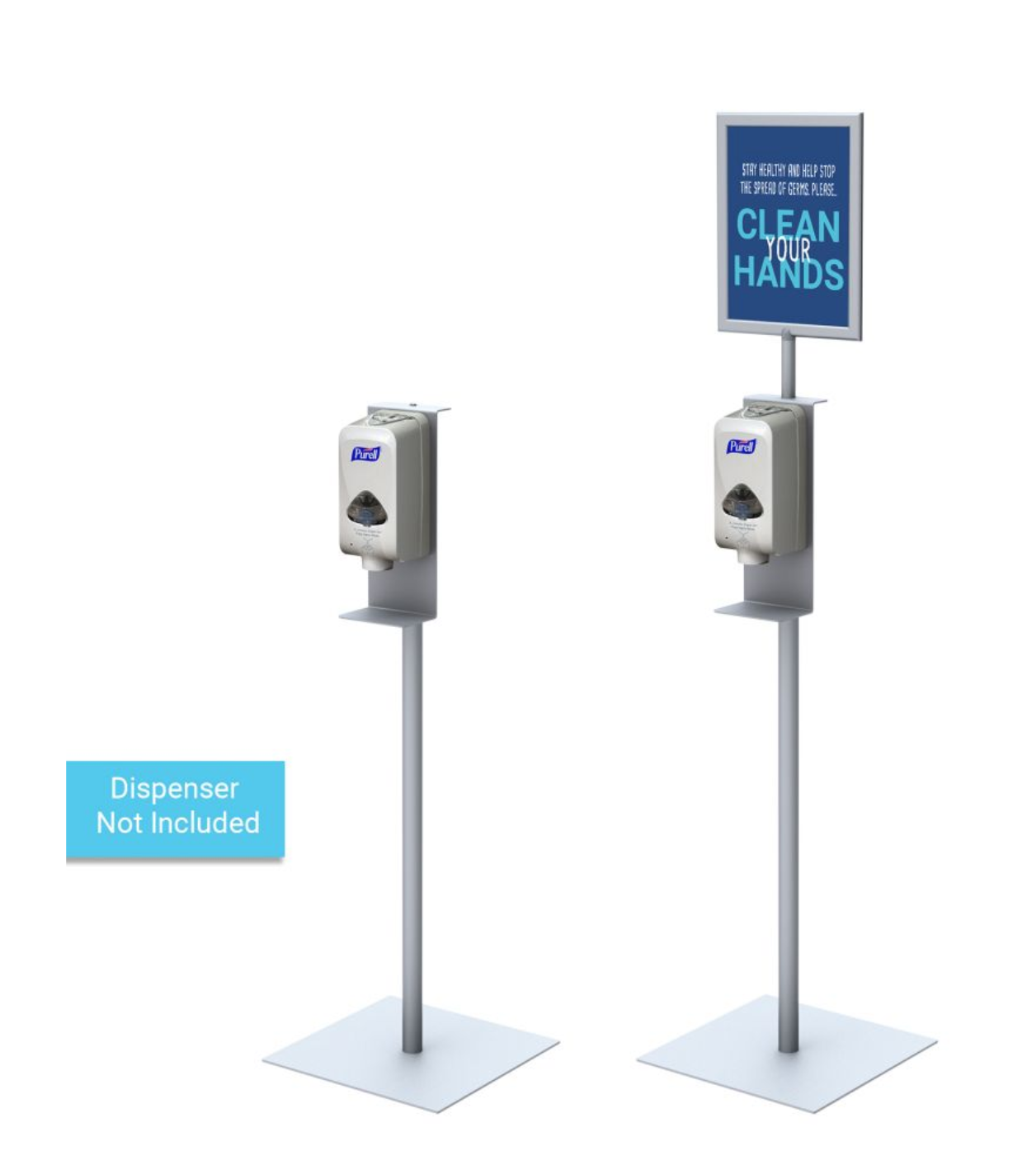 Automatic Hand Sanitizer Pump Dispenser