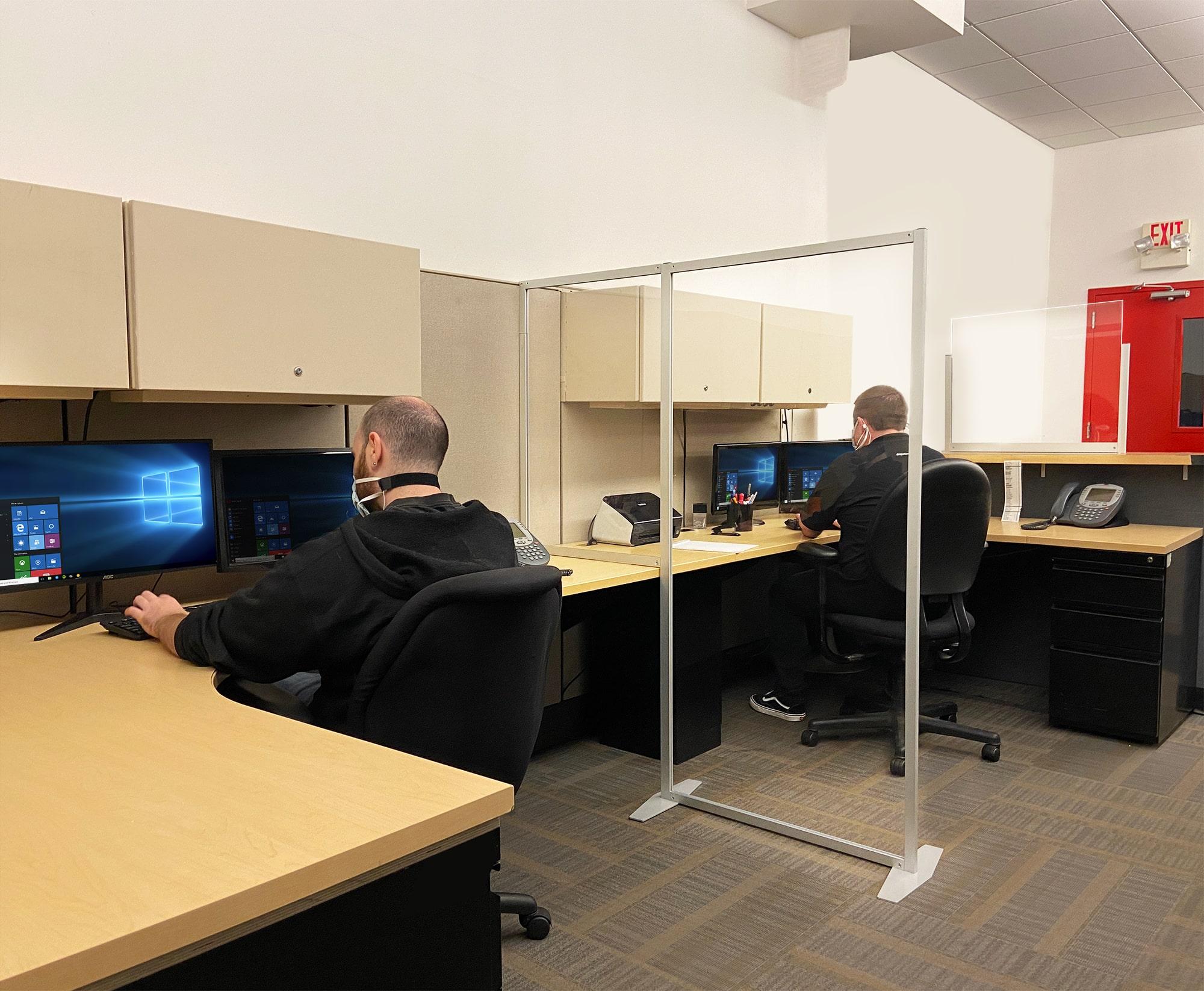 Workspace Room Divider